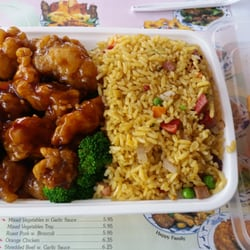 photo of chens garden cape may nj united states general tsos lunch - Chens Garden