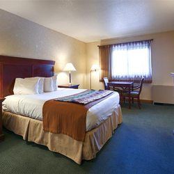 Photo Of Best Western Lake Lucille Inn Wasilla Ak United States