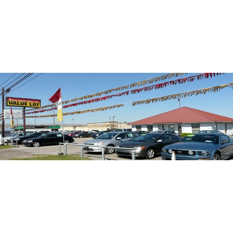 Jack Ingram Value Cars