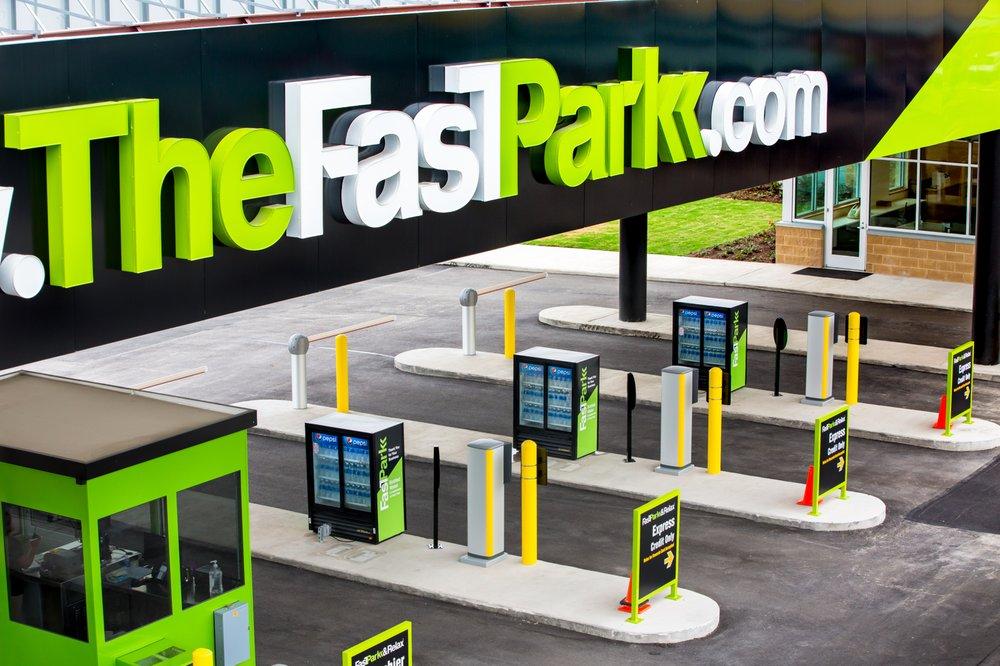 FastPark & Relax: 8202 Hansen Rd, Houston, TX