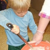 Photo of Iliff Preschool, Kindergarten, and School-Age Summer Camp - Denver, CO, United States. Hands-on creative play