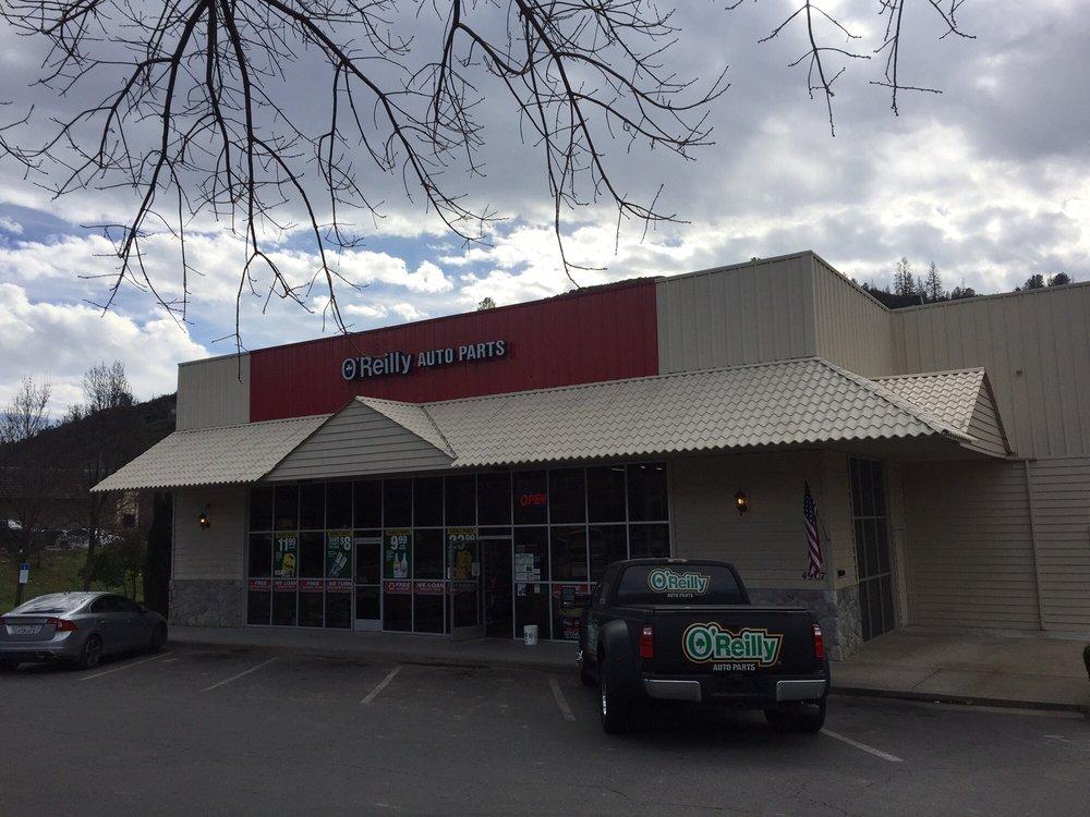 O'Reilly Auto Parts: 4907 Joe Howard St, Mariposa, CA