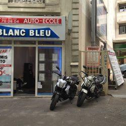 Auto École Blanc Bleu - Auto-école - 187 boulevard Voltaire,  Nation Vincennes, Paris - Numéro de téléphone - Yelp bd60e2600c13
