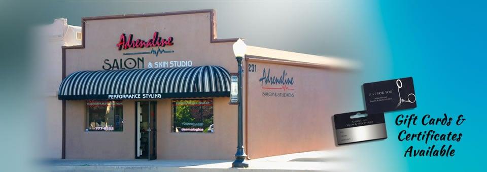 Adrenaline Salon & Skin Studio: 231 N Cortez St, Prescott, AZ