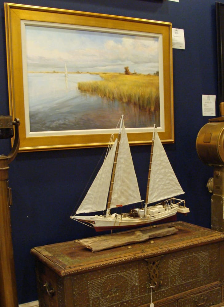 Skipjack Nautical Wares & Marine Art Gallery: 620 High St, Portsmouth, VA