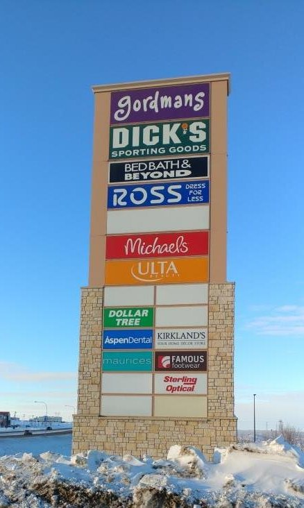 Hay Creek Shops: 1459 E LaSalle Dr, Bismarck, ND