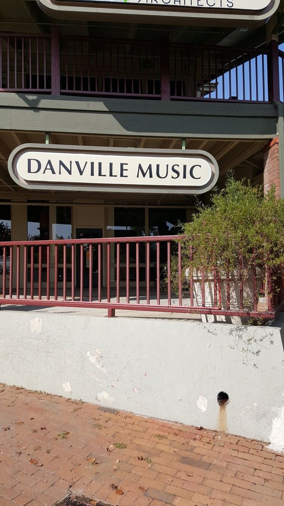 Danville Music: 115 Town And Country Dr, Danville, CA