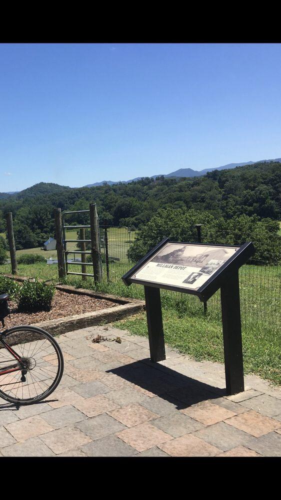 Tweetsie Trail: Legion Str, Johnson City, TN