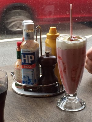 milkshake frederiksberg