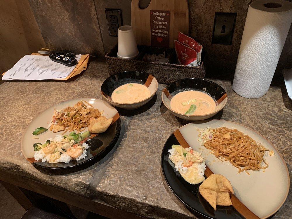 Thai House Restaurant: 2059 E Van Buren, Eureka Springs, AR
