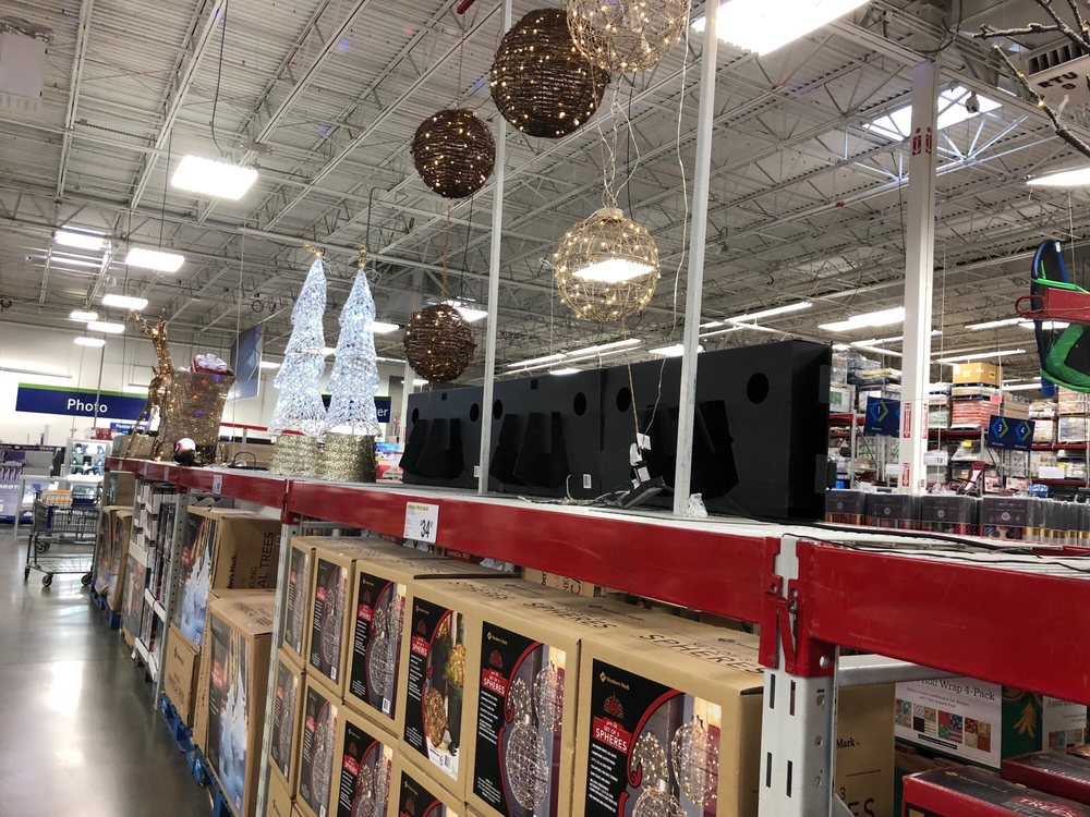 photo of sams club lexington ky united states they have christmas decor