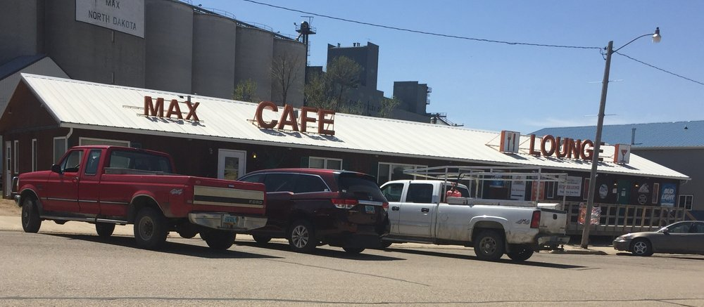 Max Cafe: 111 Main St, Max, ND