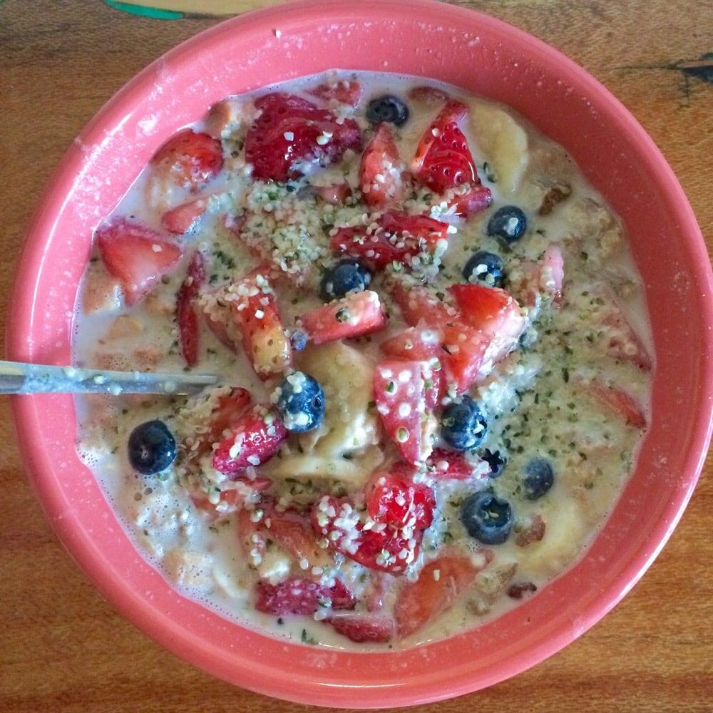 backyard quinoa bowl yelp