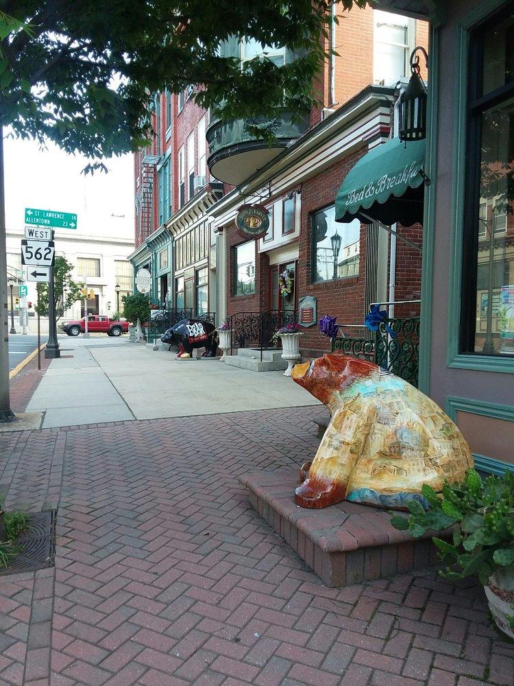 The Twin Turret Inn: 11 E Philadelphia Ave, Boyertown, PA