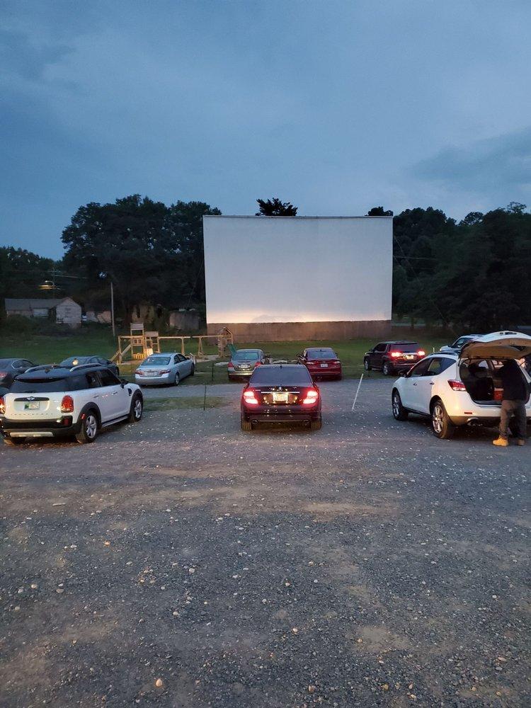 Badin Road Drive In Theater: 2411 Badin Rd, Albemarle, NC
