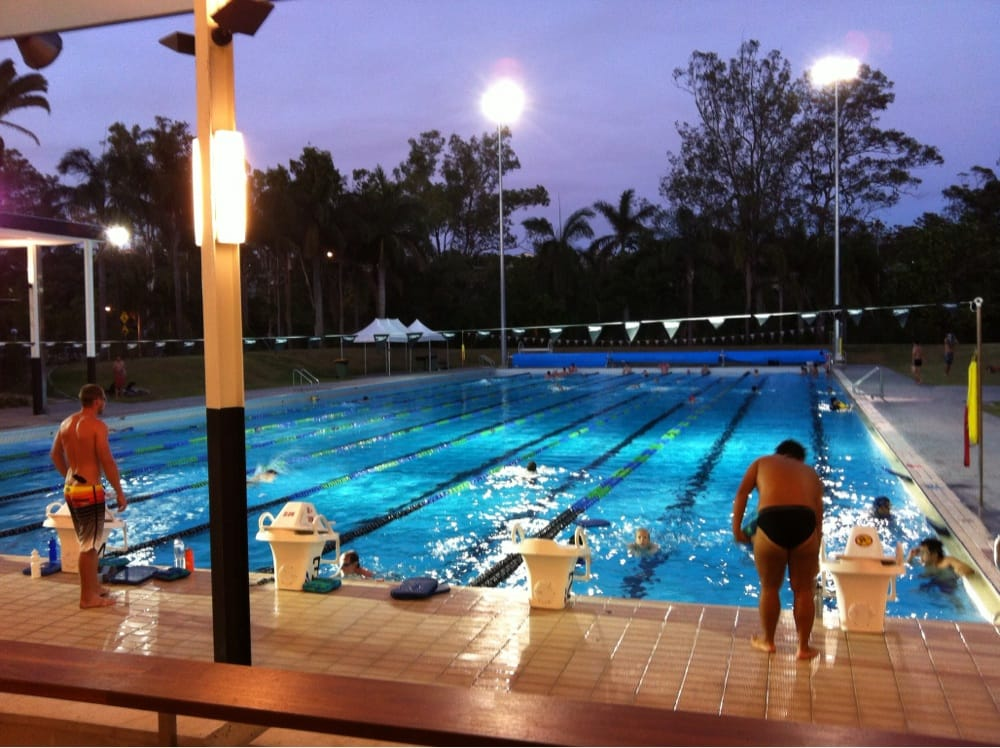 uq sport aquatic centre swimming pools the university of queensland cnr union rd and blair