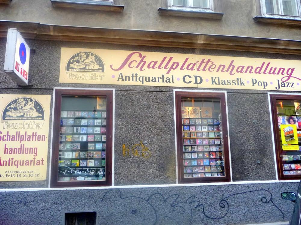 Teuchtler Schallplattenhandlung U Antiquariat 16 Photos