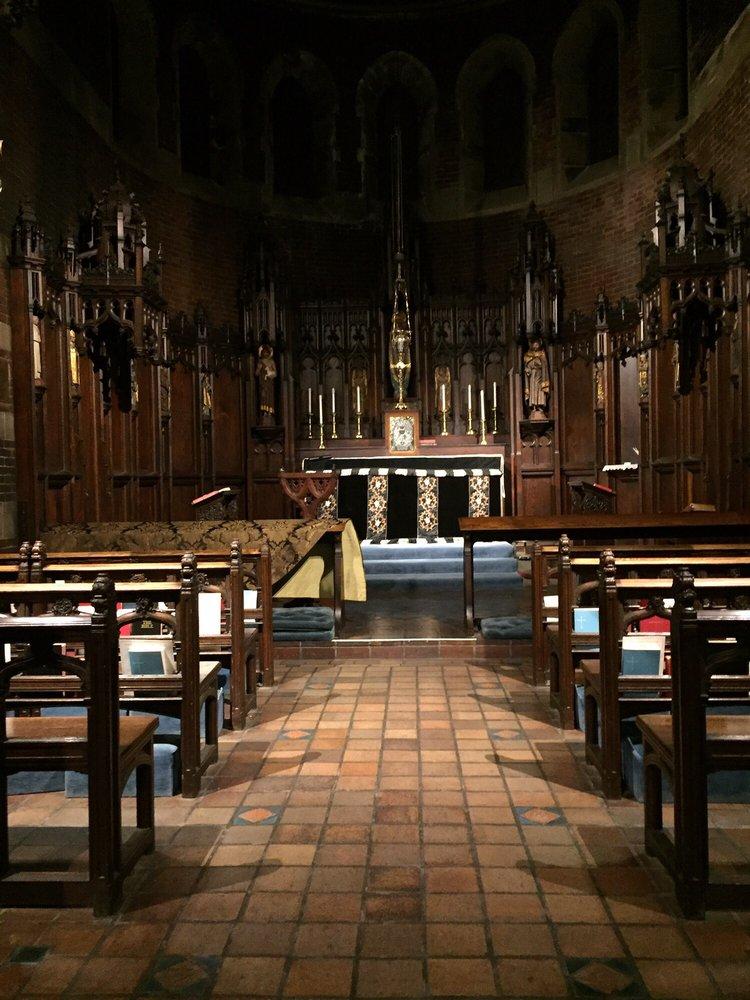 Church of the Advent: 30 Brimmer St, Boston, MA