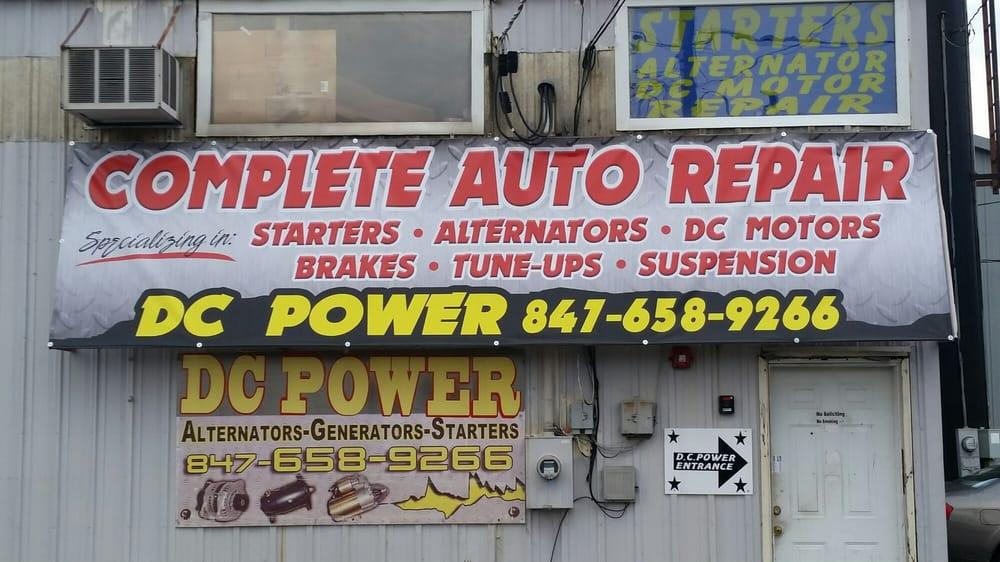 D.C. Power: 1045 W Algonquin Rd, Algonquin, IL