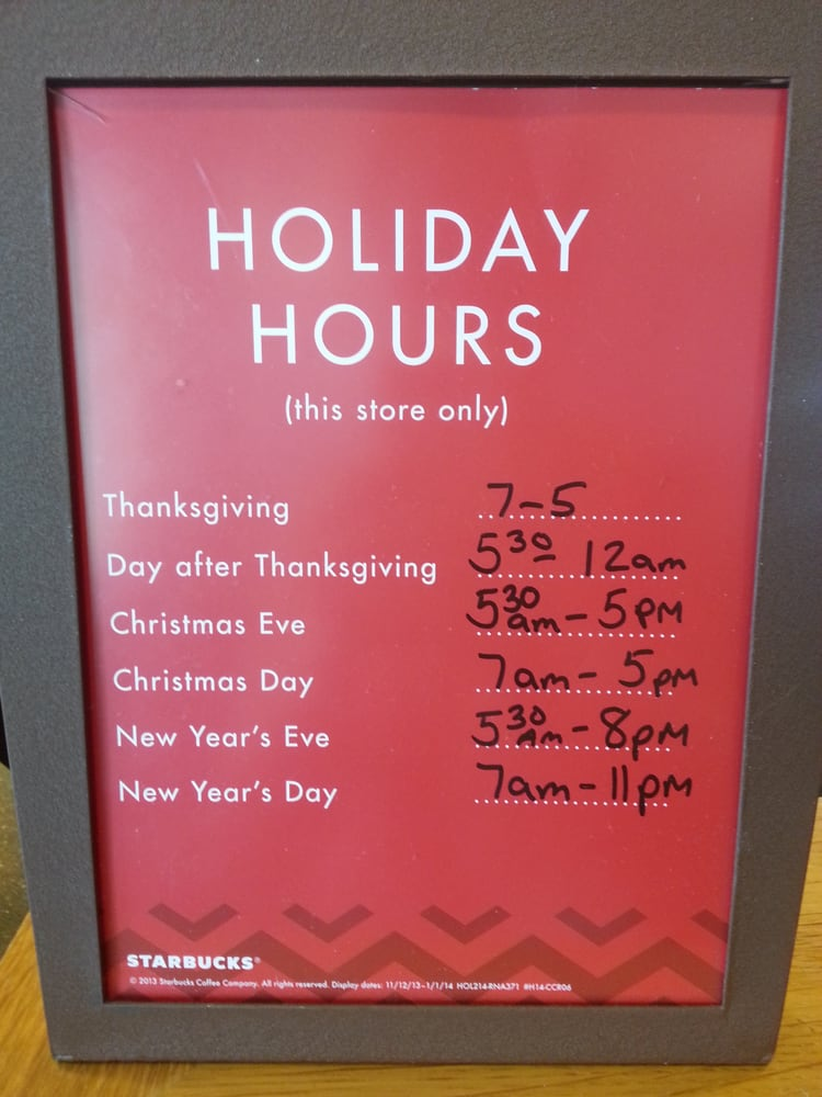 photo of starbucks miami fl united states 2013 holiday hours this store