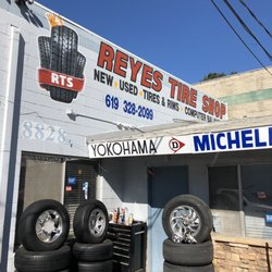 Nearest Used Tire Shop >> Reyes Tire Shop 41 Photos 10 Reviews Tires 8828 Winter