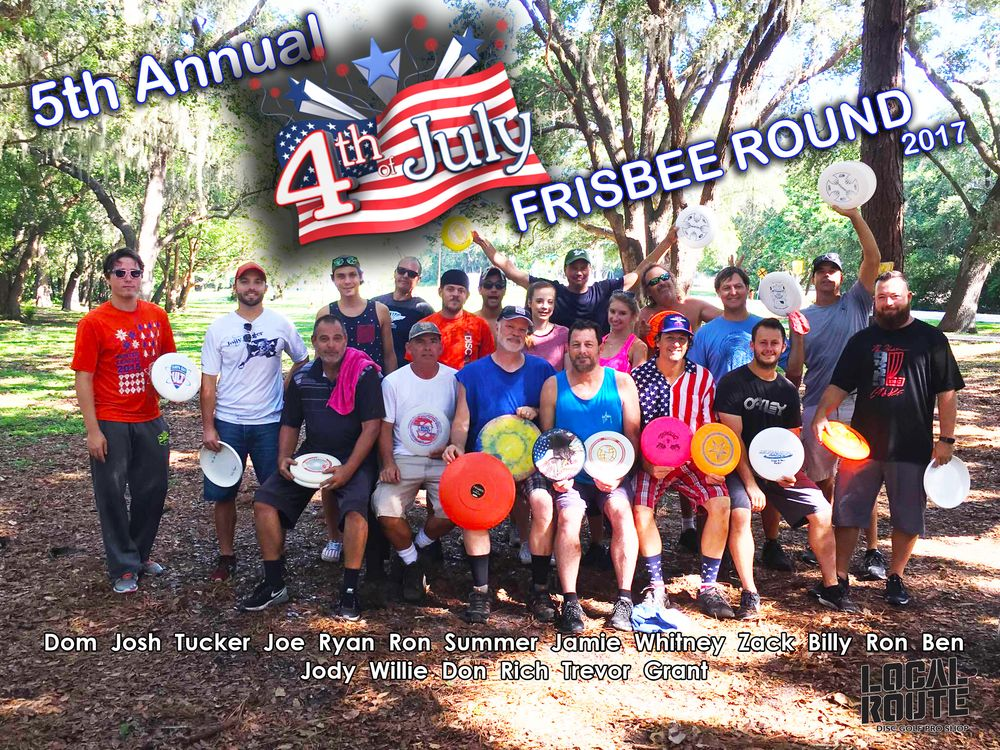Local Route Disc Golf Pro Shop: 22079 US Hwy 19 N, Clearwater, FL