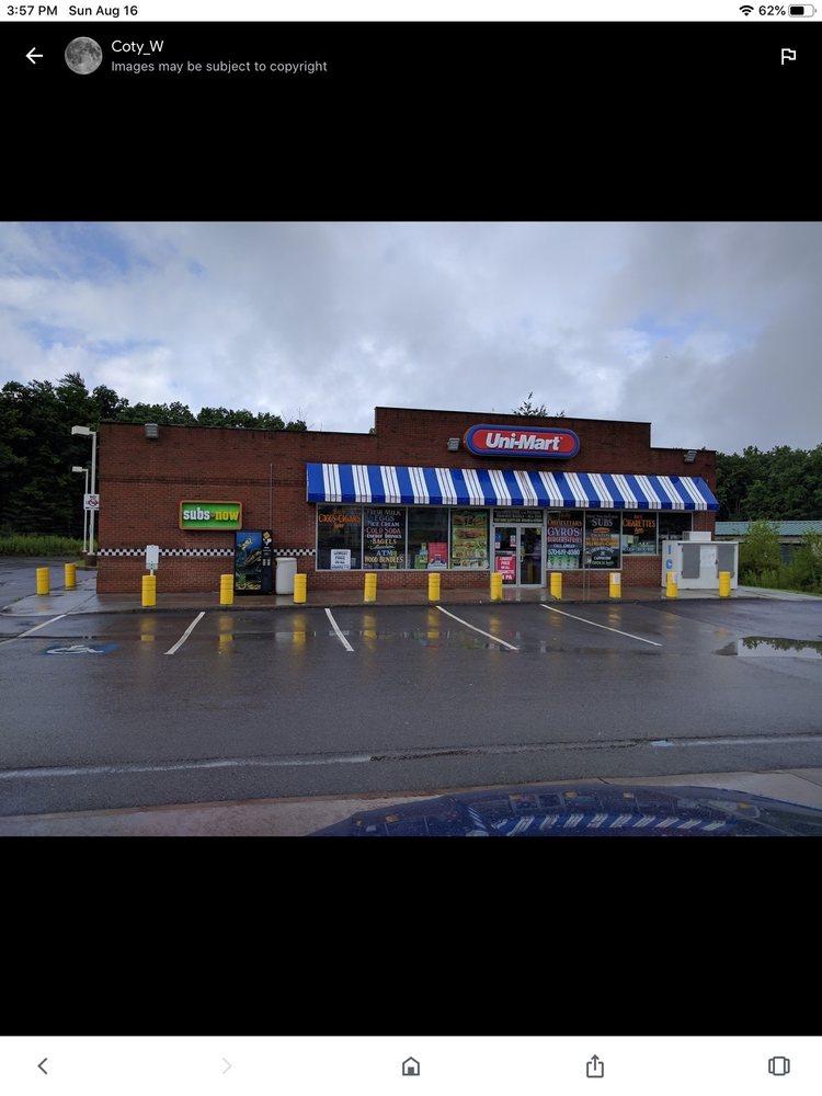Uni-Mart: 2420 Route 115, Effort, PA