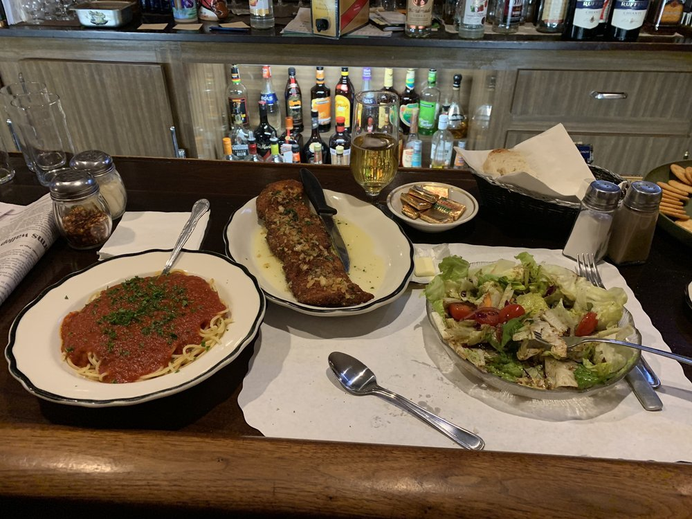 John Riccitello's Restaurant: 1687 Foster Ave, Schenectady, NY