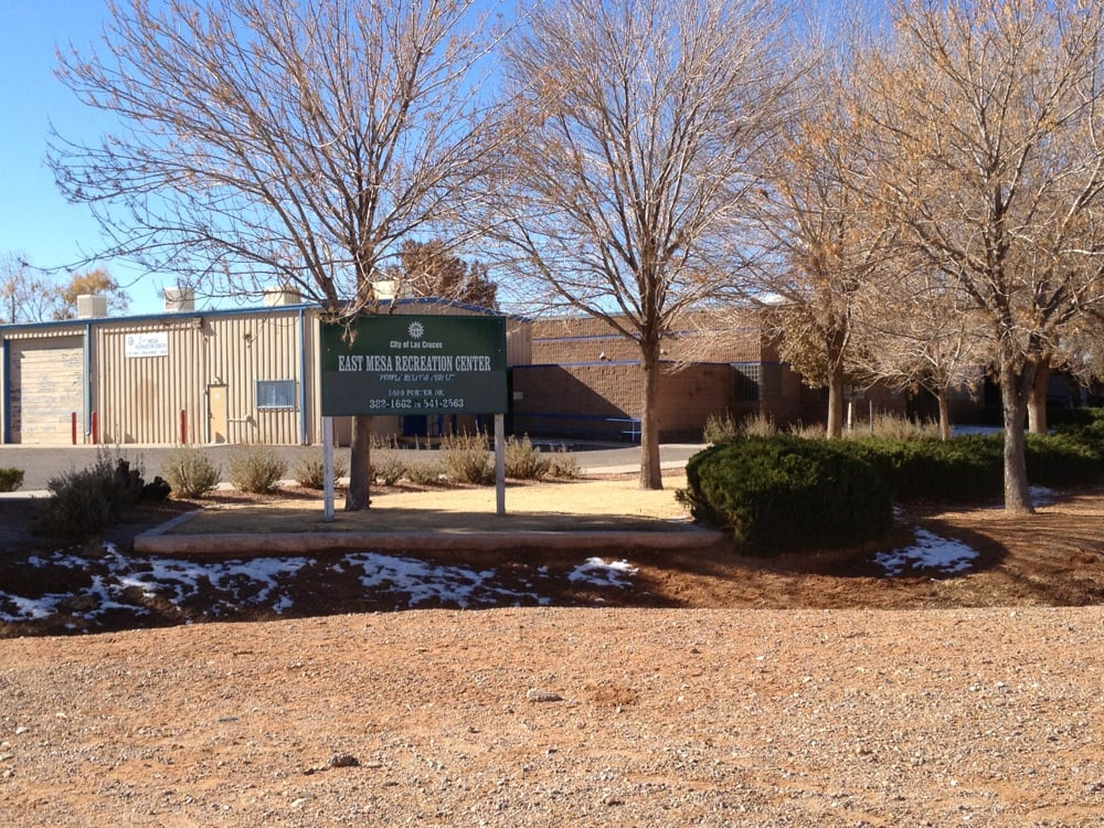 East Mesa Recreation Center: 5589 Porter Dr, Las Cruces, NM
