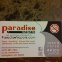 Paradise Vapors - 2019 All You Need to Know BEFORE You Go (with