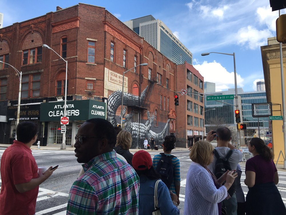 Atlanta Food Walks