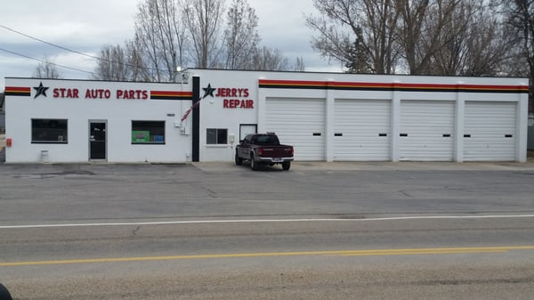 Star Auto Parts >> Jerry S Repair Star Auto Parts 7936 7998 Highway 44
