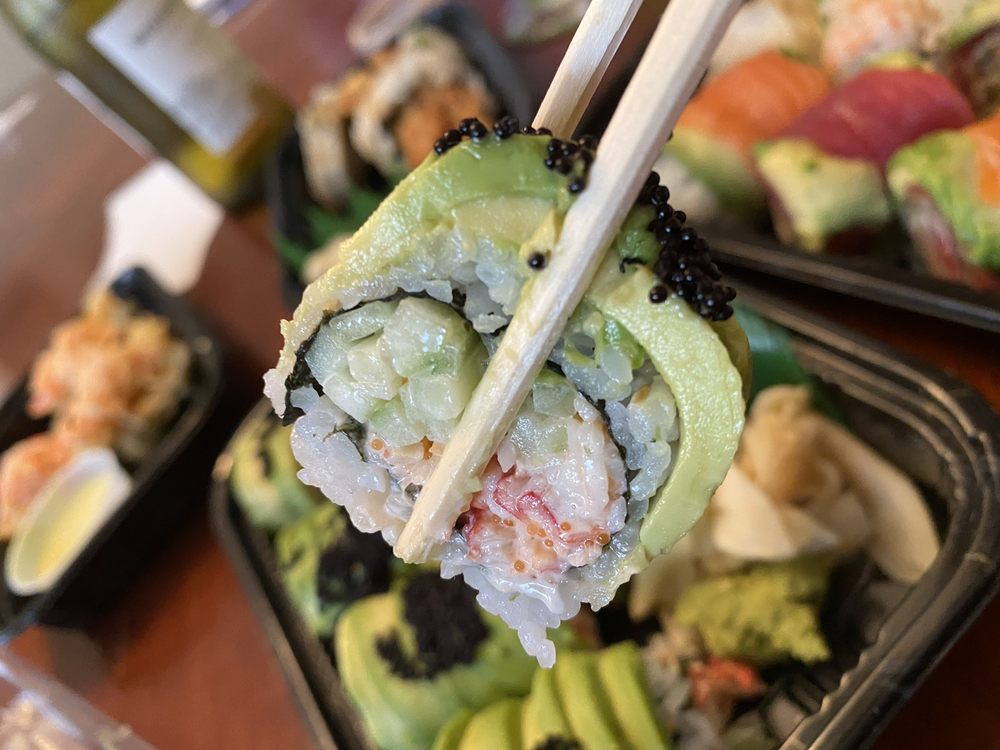 Masa Asian Cuisine: 94 Deer Park Ave, Babylon, NY