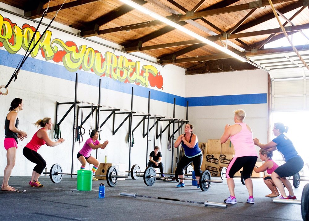 The Shipyard Strength and Conditioning: 1505 N 7th St, Coos Bay, OR
