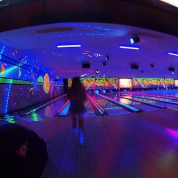 Cosmic bowling in mesa az
