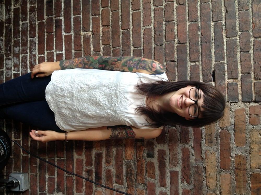 Amanda stylist yelp for 921 salon baltimore