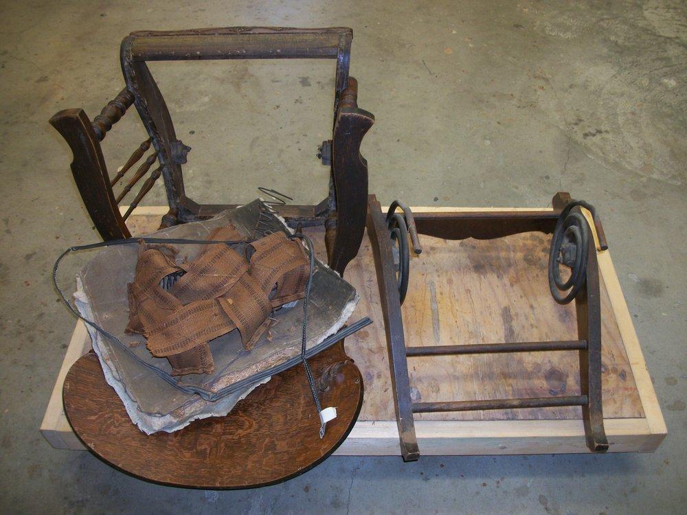 Saliba Antiques & Restoration: 21020 SW Adams Rd, Douglass, KS