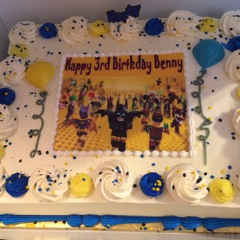 Holmesburg Bakery Cakes