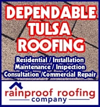 Photo Of Rainproof Roofing   Tulsa, OK, United States