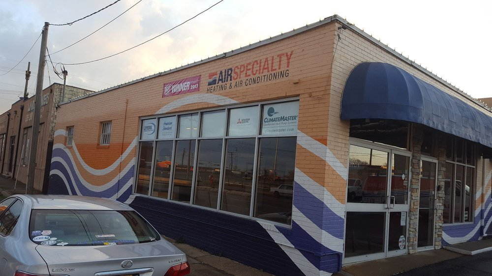 Air Specialty Heating & Air Conditioning: 121 E 25th St, Norfolk, VA