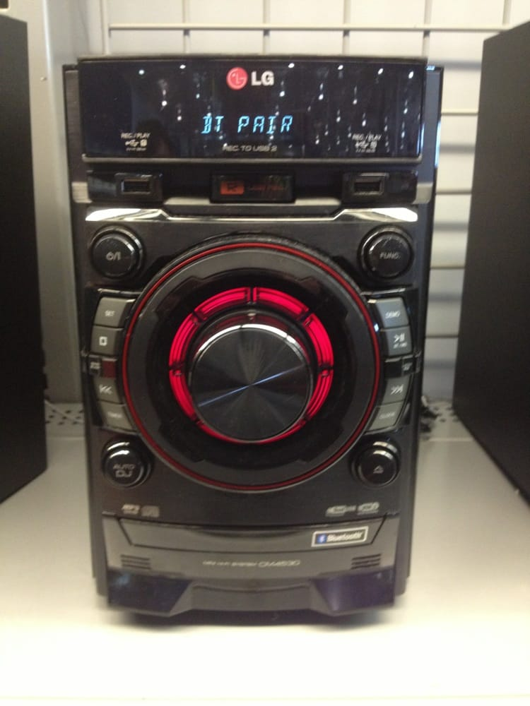 Interstate Auto Batteries >> BlueTooth capable LG Boombox. USB Record Feature. - Yelp