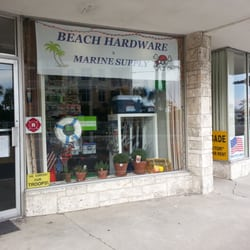 Beach Hardware and Marine Supplies - Hardware Stores - 15217 Gulf