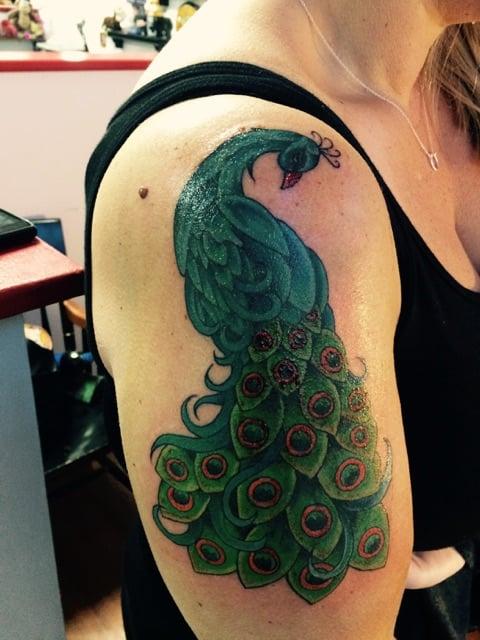 Photos for lucky 13 tattoo yelp for Tattoos richmond va