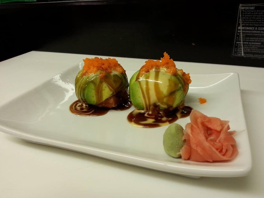 Yume Sushi: 314 Ellicott St, Batavia, NY