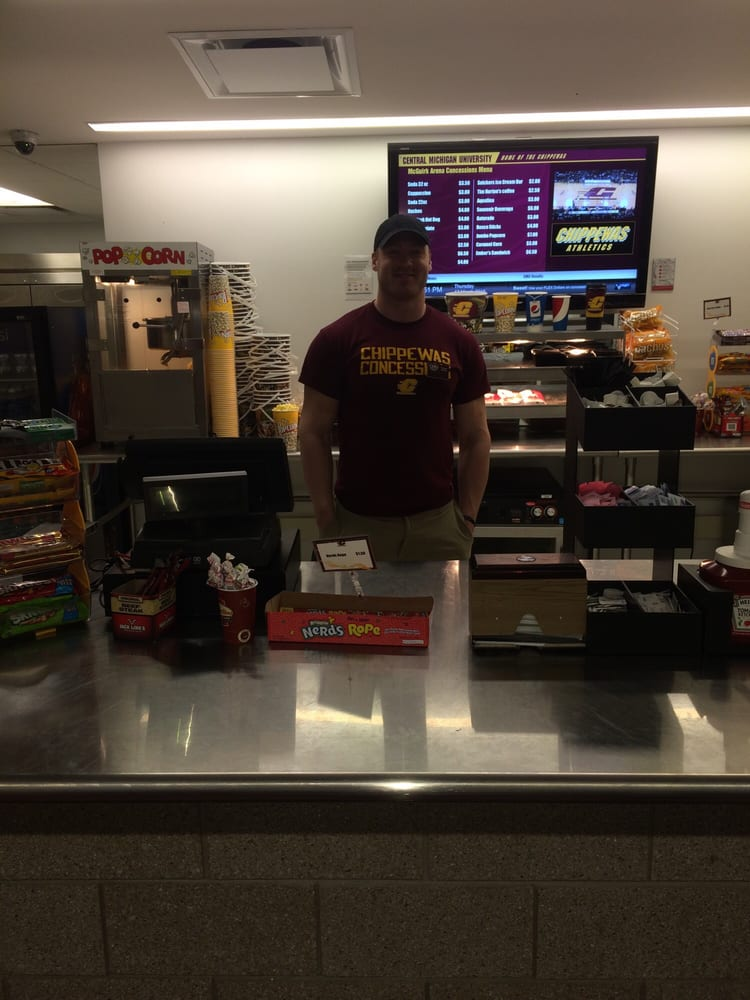 Food from CMU Concessions