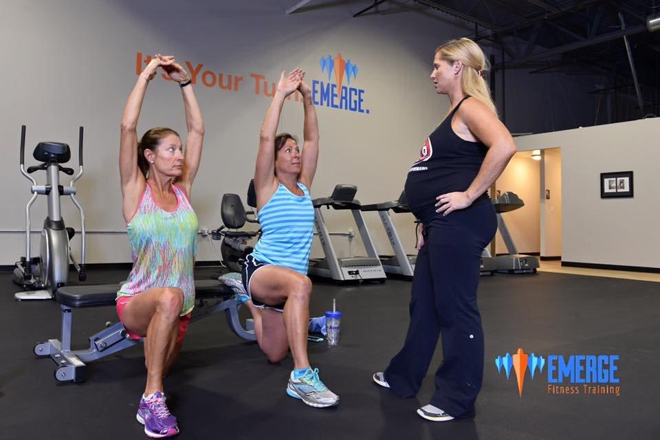 Emerge Fitness Training: 920 Hemsath Rd, St Charles, MO