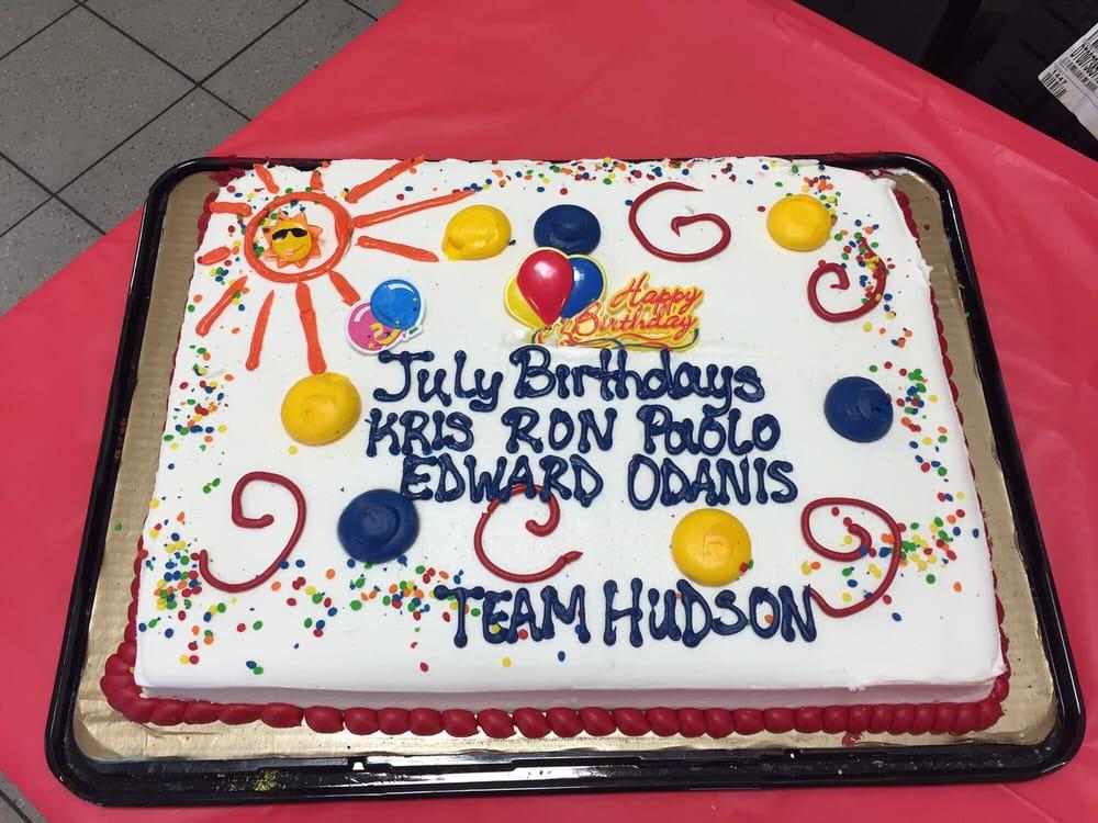 Birthday Cake Yelp