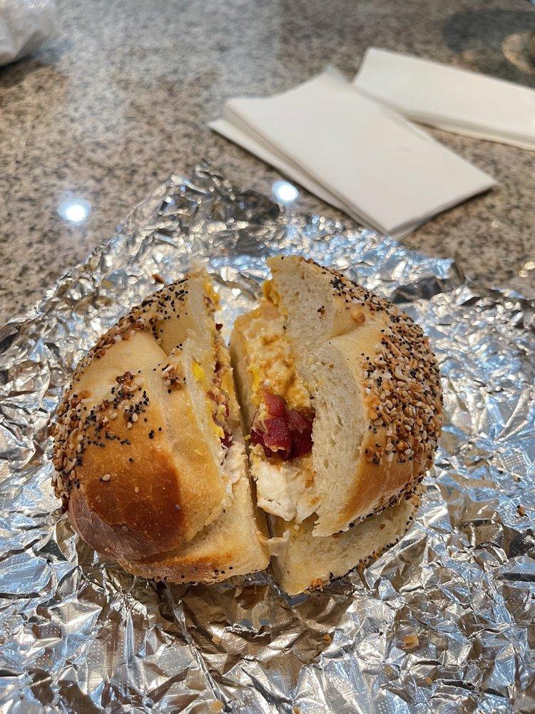 Hot Bagels and Deli