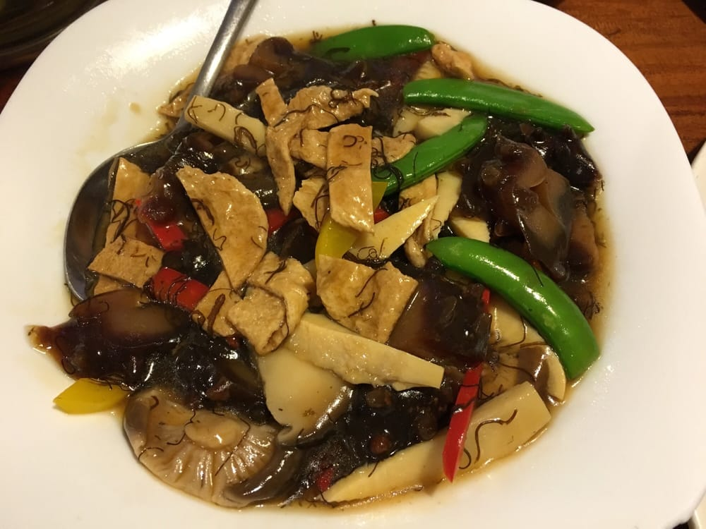 Classic Lao Di Fang Vegetarian Singapore