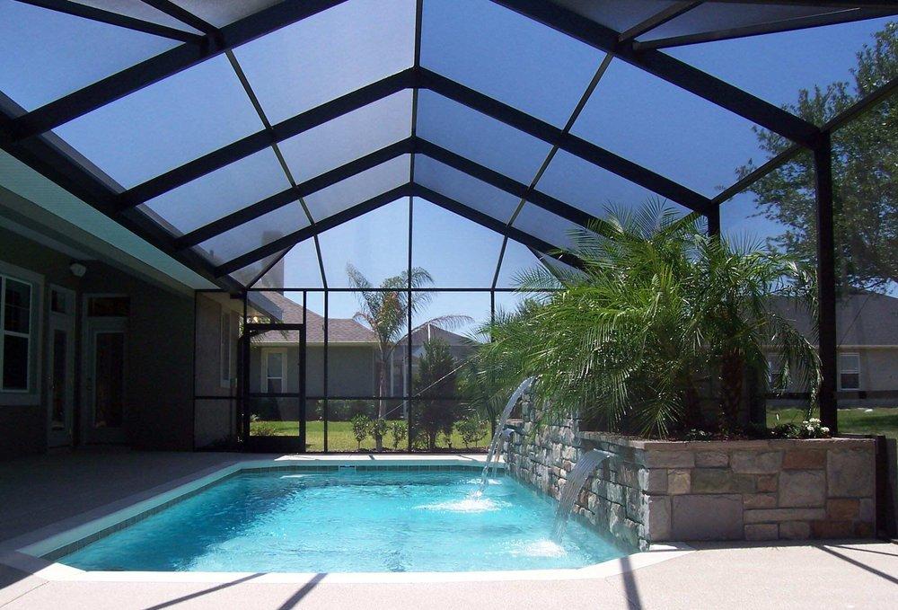 Winter Garden Pool Screen Repair: 3518 Turningwind Ln, Winter Garden, FL